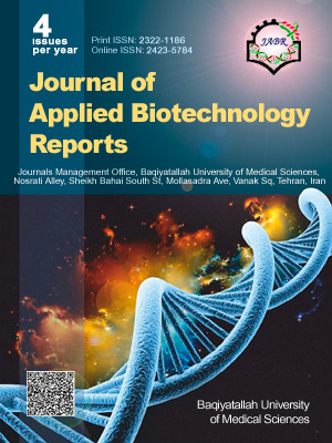 Journal of Applied Biotechnology Reports